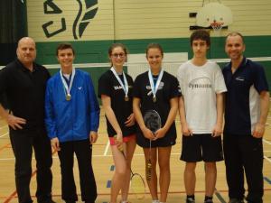 championnat badminton